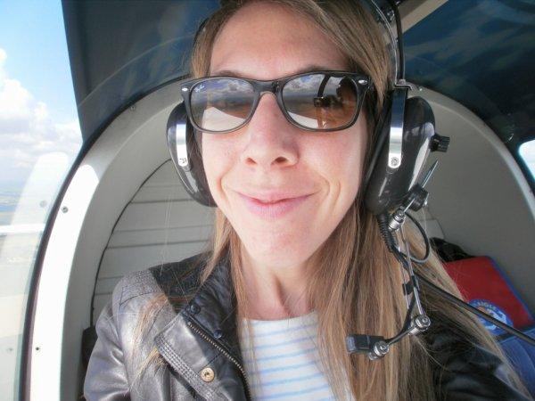 2011: toujours instructeur à Lognes, mais +800heures de vol