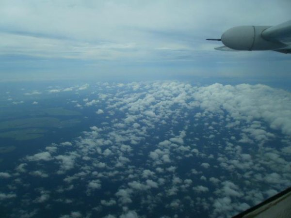 Septembre 2011: le majestieux fleuve congo