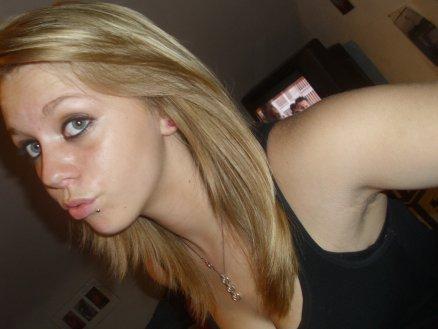 Apprecier l'eclat d'une blond !!