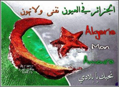 algeria for ever