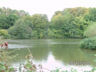 les étang et les rivier
