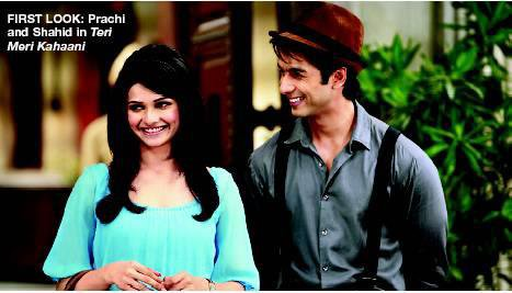 Teri Meri Kahaani New Pictures
