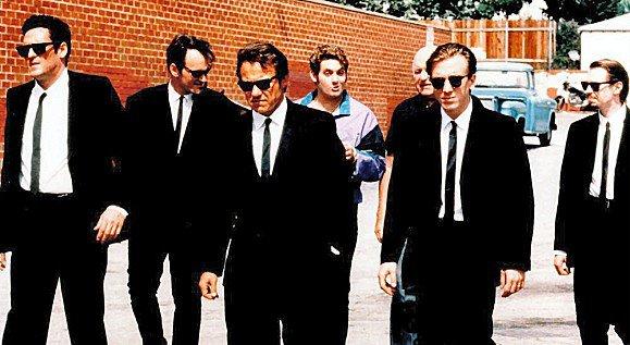 Pulp Fiction & Reservoir Dogs ♥ Tarantino ♥.
