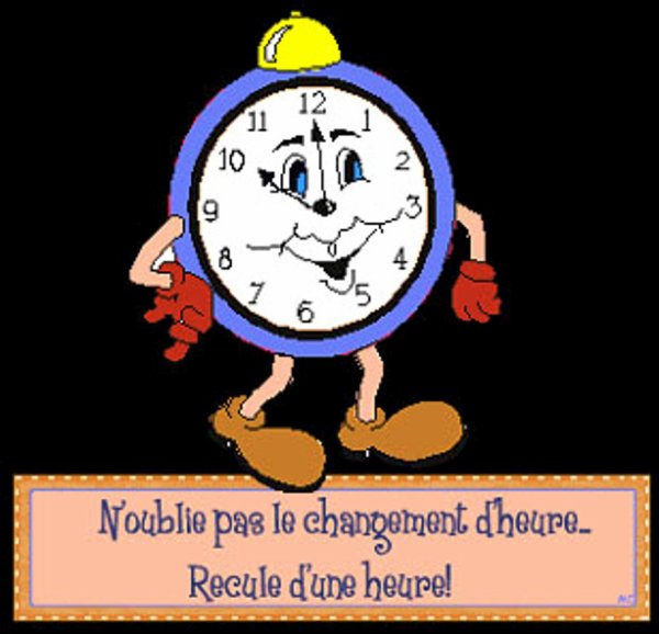 Heure d'été 2014 et Heure d'hiver 2014. Est ce que faut il mettre la montre une heure en avant ou en arrière? Regardez ici si la montre doit être mis une heure en avant (Heure d'été 2014) ou en arrière (Heure d'hiver 2014).