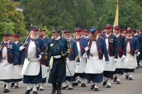 prochainne sortie la Marche folklorique Saint-Roch à Thuin semedi