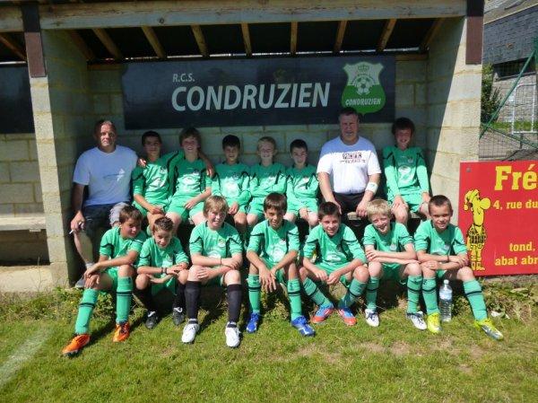 article 14 : coach au condruzien - 8 photos -