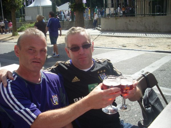 article 34 : RSCAnderlecht plus qu'une passion - 8 photos -