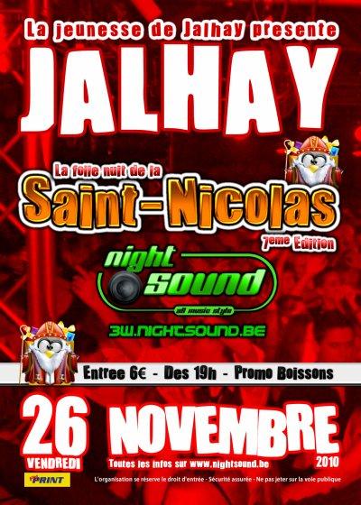 26/11 :: SAINT-NICOLAS @ JALHAY