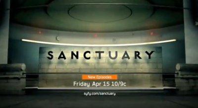 vidéos promo Season 3.5 Sanctuary
