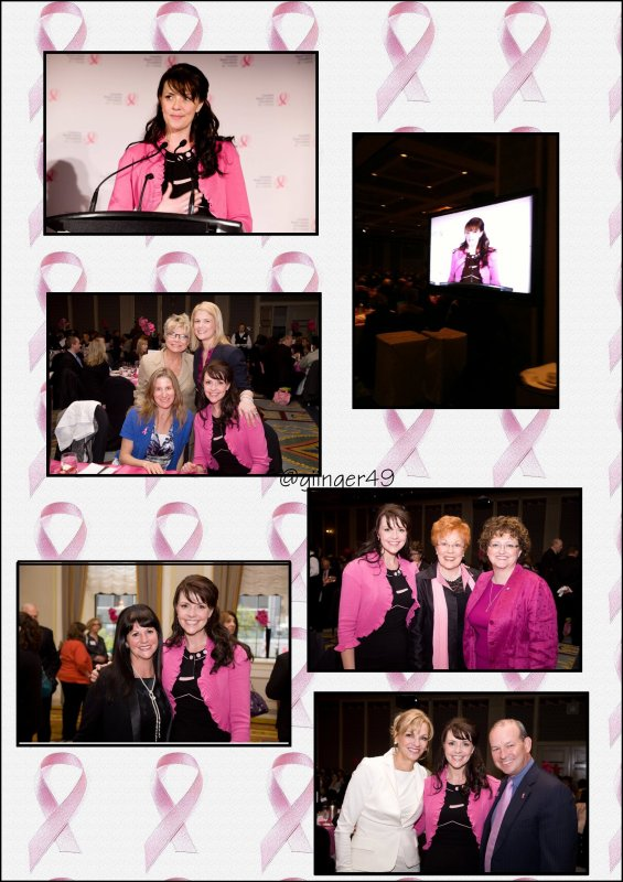 Amanda Tapping  : 19th Annual Awareness Day Luncheon - May 5, 2011