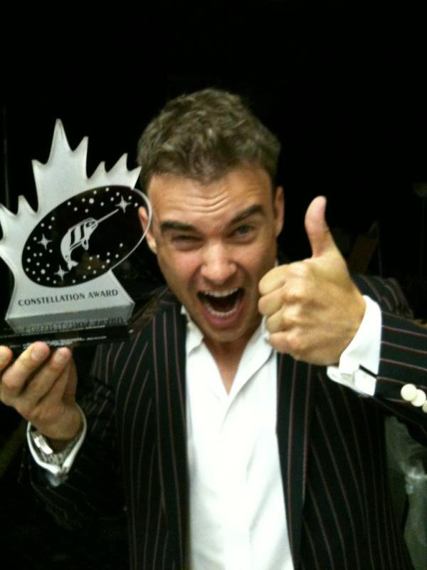 Constellation Awards 2012