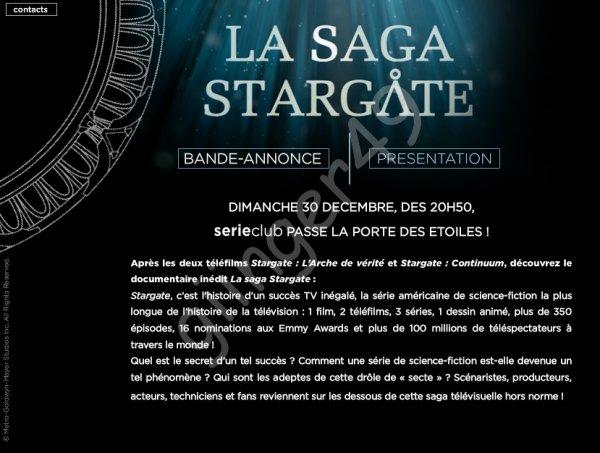 Stargate: 15ème anniversaire