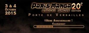 Paris Manga & Sci-Fi Show 20