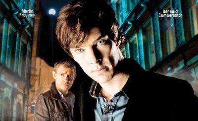 Sherlock Série de la BBC.