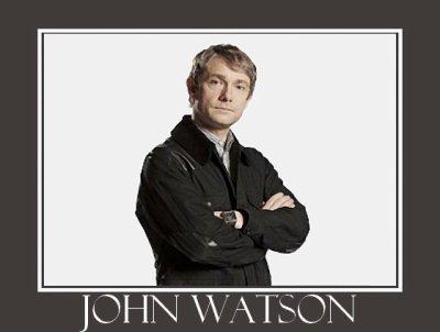 John par Martin Freeman