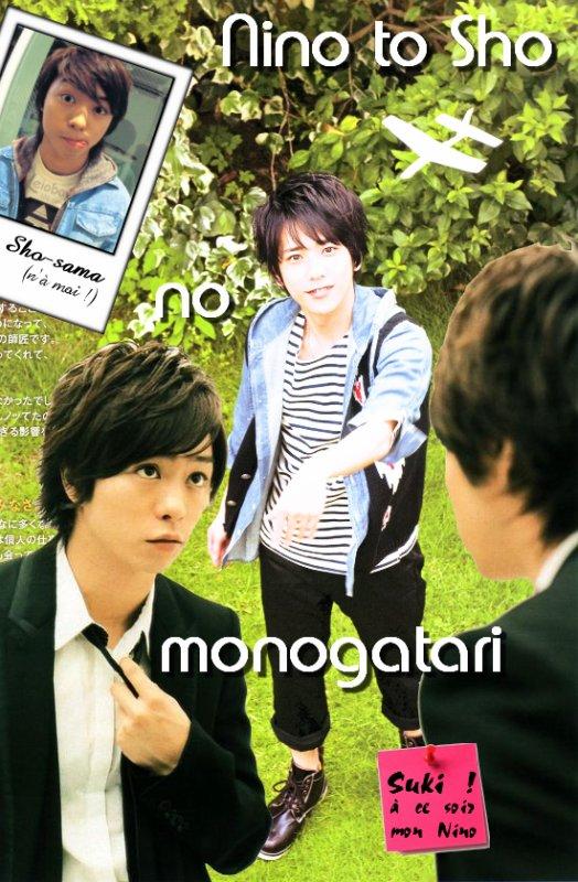 Série : Nino to Sho no monogatari