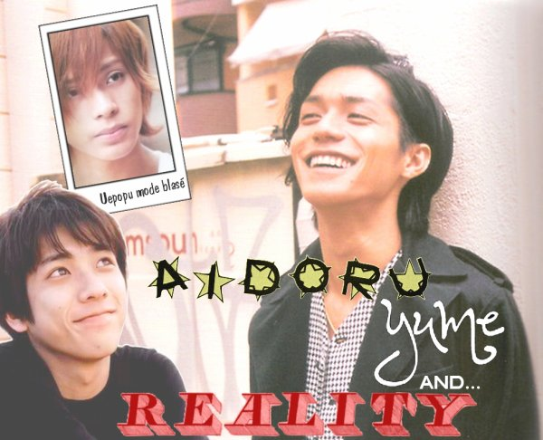 Aidoru, yume and... reality - Chapitre 2