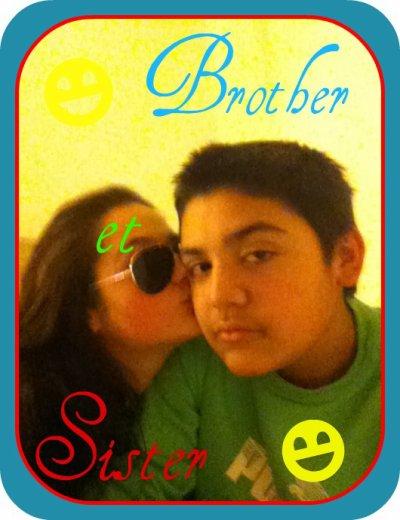 M0n Br0ther && Sa Sister !!