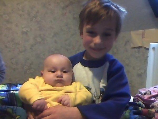 les deux hommes de ma vie mes fils