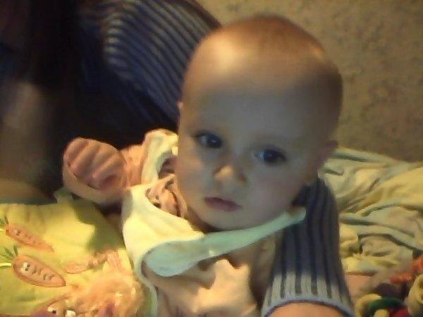 l amour de ma vie mon fils raphael-gabriel 9mois
