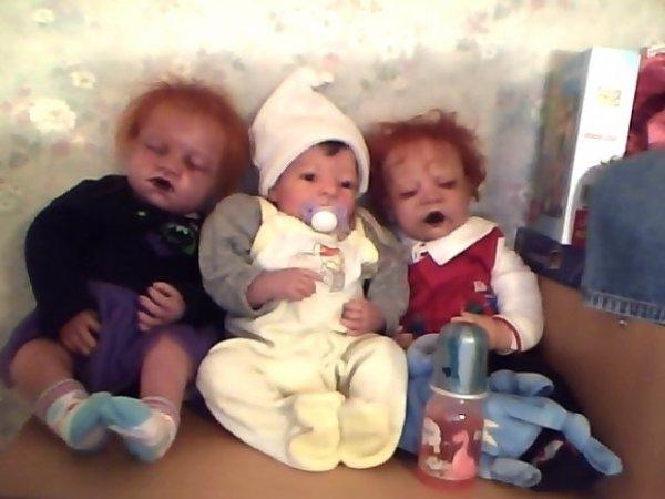 mes bebes vampire katia elfe damien vampire hayden