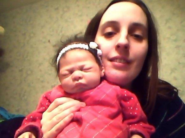 moi et ma fille amy