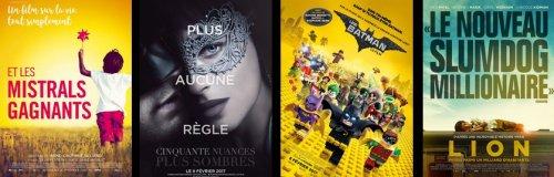 Sorties Ciné Février 2017