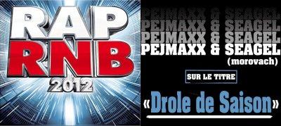 "Pejmaxx - Drôle de Saison (feat Seagel ""Morovach"") (2011)"