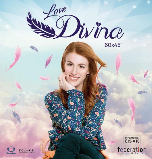 LOVE DIVINA / Laura Esquivel- Soy Divina (2017)