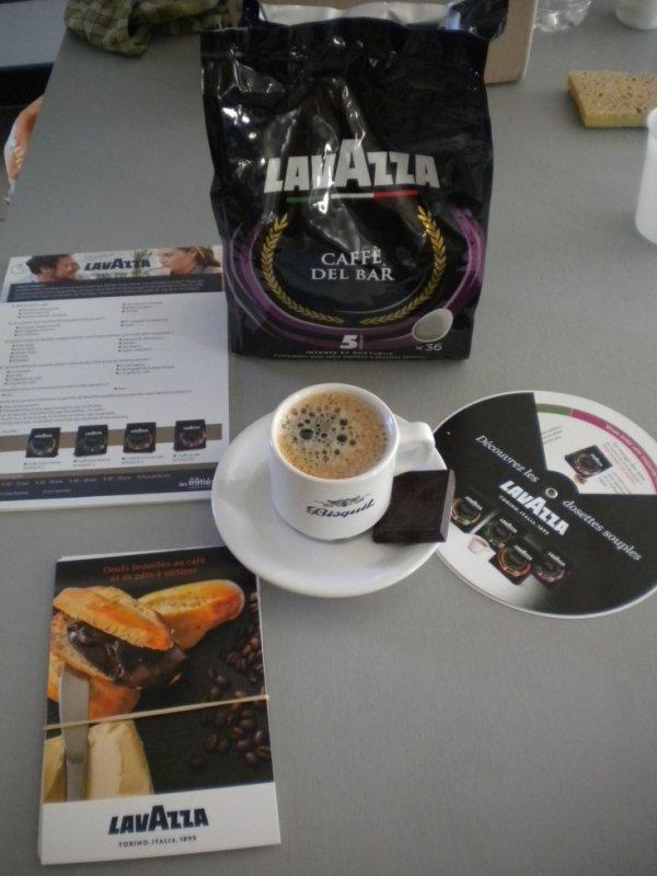 Café Italien Lavazza