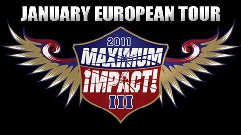 CATCH AMERICAIN TNA & WRESTLINGEXTREME RAMPAGE TOUR
