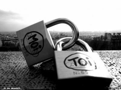 """L'amour est un """" Je """" qui cherche un """" Tu """" pour devenir un """" Nous """"<3"""