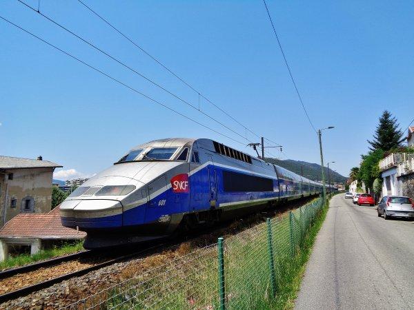 TGV Réseau-Duplex 601