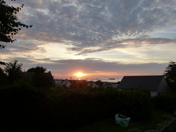 Toujours aussi attrayante la Normandie...
