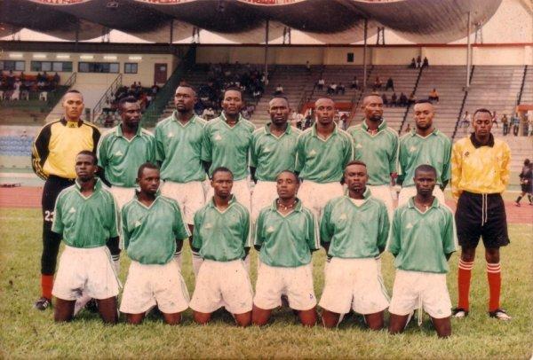 olympic de nkayi