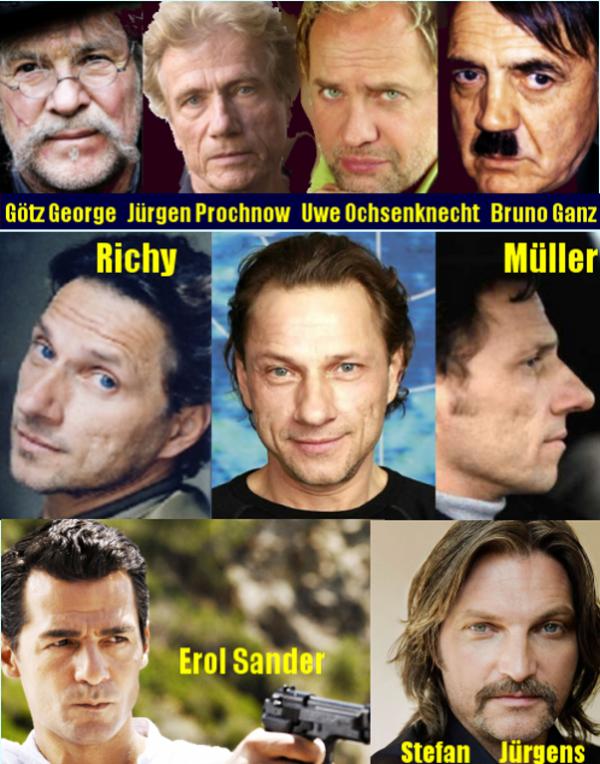 Richy Müller & Konsorten