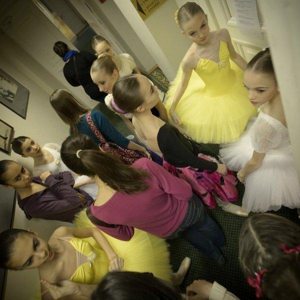 Катерина Кузьмичёва   АРБ - Académie de Ballet russe. Vaganova
