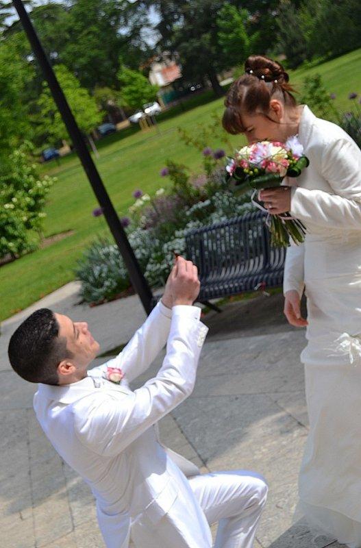 Ma Lylou est mariée
