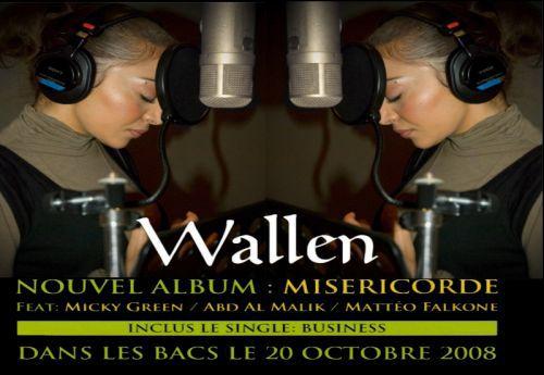 MISERICORDE GRATUITEMENT ALBUM WALLEN TÉLÉCHARGER