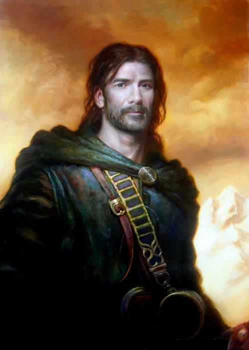Roi de la Sylve, Père de Kyarno / Quilian, frère de Kyarno