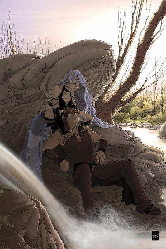 Vinciane & Ryo