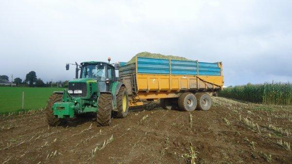 Ensilage de maïs 2012 (2)