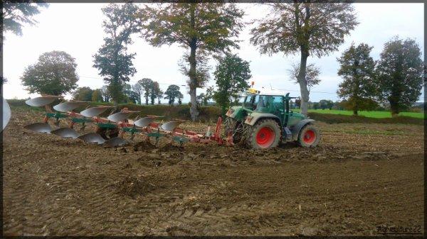 Semi et labour de céréales 2012