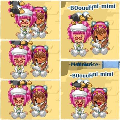 Boouuh et moi :3