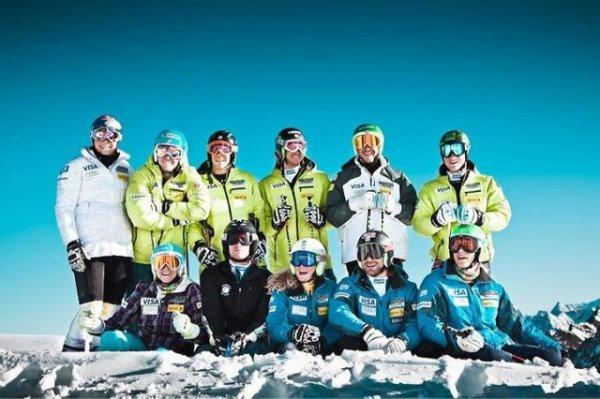 us ski team !