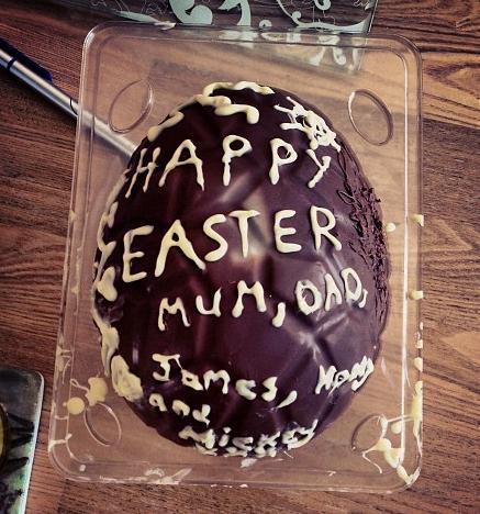 Joyeuses Pâques !