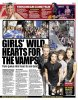 《 Daily Records 》Scotland's newspaper (09.08.13)