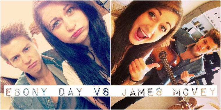 Ebony Day VS James McVey