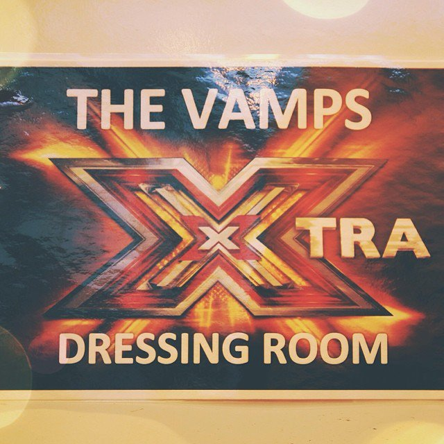 The Vamps dans Xtra Factor 14.12.13