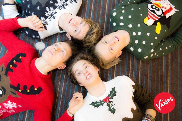Nouveaux fonds d'écran sur Gift From The Vamps 04.01.14